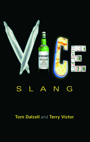 Vice Slang - 1st Edition book cover