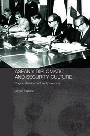 China's relations with ASEAN: challenging or reinforcing the 'ASEAN way'?
