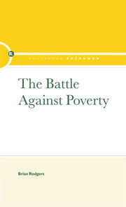The Battle Against Poverty