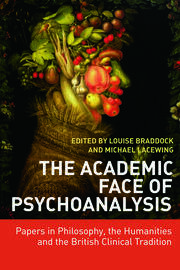The Academic Face of Psychoanalysis - 1st Edition book cover