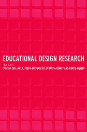 Educational Design Research Akker - 1st Edition book cover