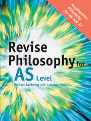 Revise Philosophy for AS - 1st Edition book cover