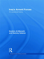 Iraq's Armed Forces: An Analytical History