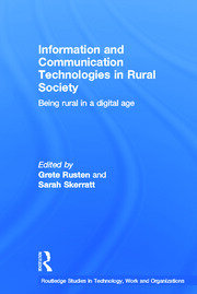 Information and Communication Technologies in Rural Society