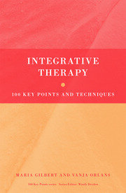 Integrative Therapy: 100 Key Points and Techniques