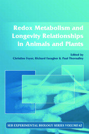 Redox Metabolism and Longevity Relationships in Animals and Plants: Vol 62