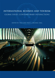 International Business and Tourism: Coles - 1st Edition book cover