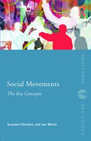 Social Movements: The Key Concepts