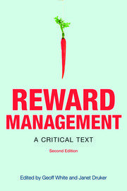Reward Management: A critical text