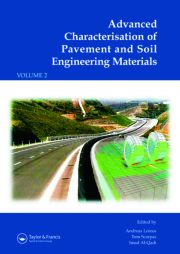 Advanced Characterisation of Pavement and Soil Engineering Materials, 2 Volume Set: Proceedings of the International Conference on Advanced Characterisation of Pavement and Soil Engineering, 20-22 June 2007, Athens, Greece