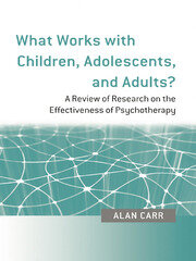WHAT WORKS WITH CHILDREN ADOLESCENTS AND ADULTS - 1st Edition book cover