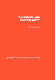 Buddhism and Christianity: Some Bridges of Understanding