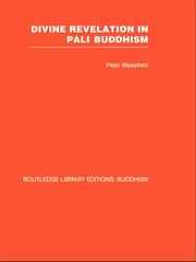 Divine Revelation in Pali Buddhism