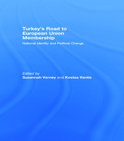 Turkey's Road European Union Membership - Verney - 1st Edition book cover