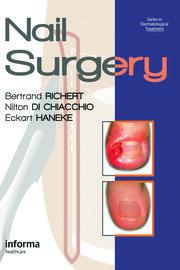 histopathology of the nail onychopathology crc press book
