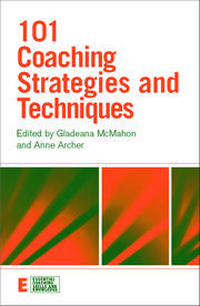 Managing yourself during the coaching session