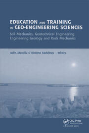Issues in education and training in Engineering Geology