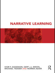 Narrative Learning Goodson - 1st Edition book cover