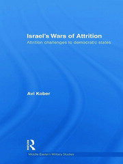 Israel's Wars of Attrition: Attrition Challenges to Democratic States
