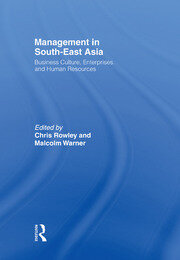 Management in South-East Asia PBDIRECT - 1st Edition book cover