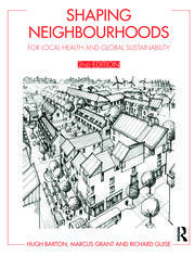 SHAPING NEIGHBOURHOODS - 1st Edition book cover