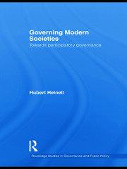 Governing Modern Societies: Towards Participatory Governance