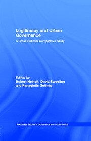 Legitimacy and Urban Governance: A Cross-National Comparative Study