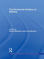 The Territorial Politics of Welfare
