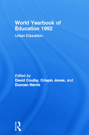 World Yearbook of Education 1992: Urban Education