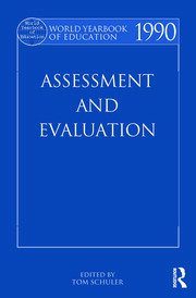 World Yearbook of Education 1990: Assessment and Evaluation
