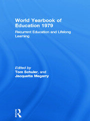 World Yearbook of Education 1979: Recurrent Education and Lifelong Learning