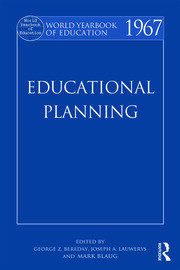 World Yearbook of Education 1967: Educational Planning