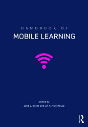 Featured Title - Handbook of Mobile Learning - 1st Edition book cover