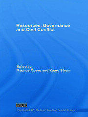 Resources, Governance and Civil Conflict
