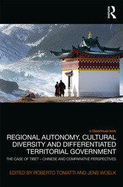Regional Autonomy, Cultural Diversity; Tibet - 1st Edition book cover