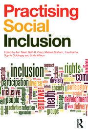 Practising Social Inclusion - Taket et al - 1st Edition book cover