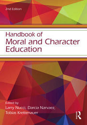 Handbook of Moral and Character Education: 2nd Edition (Paperback) book cover