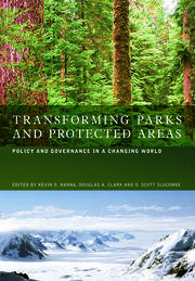 Steering governance through regime formation at the landscape scale: evaluating experiences in Canadian biosphere reserves