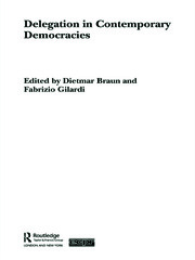 Delegation in Contemporary Democracies