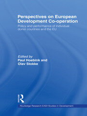 Perspectives on European Development Cooperation: Policy and Performance of Individual Donor Countries and the EU