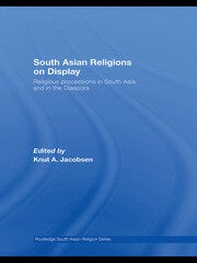 South Asian Religions Display - Jacobsen PBdirect - 1st Edition book cover