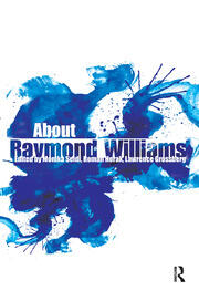 About Raymond Williams - 1st Edition book cover