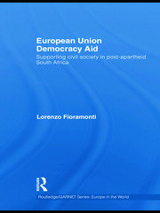European Union Democracy Aid: Supporting civil society in post-apartheid South Africa