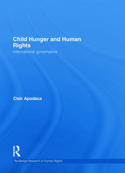 Child Hunger and Human Rights: International Governance