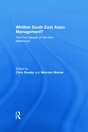 Whither South East Asian Management? - Rowley - 1st Edition book cover