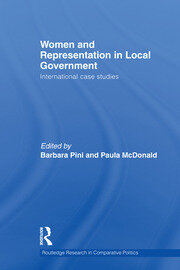 Women and Representation in Local Government: International Case Studies