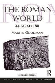 The Roman World 44 BC–AD 180