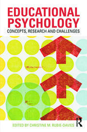 Educational Psychology Concepts Rubie-Davies - 1st Edition book cover