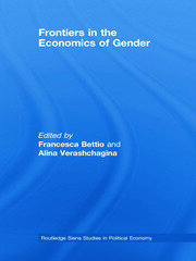 Frontiers in the Economics of Gender