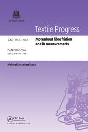 More about Fibre Friction and its Measurements